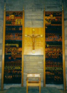 Crucifix Tapestries