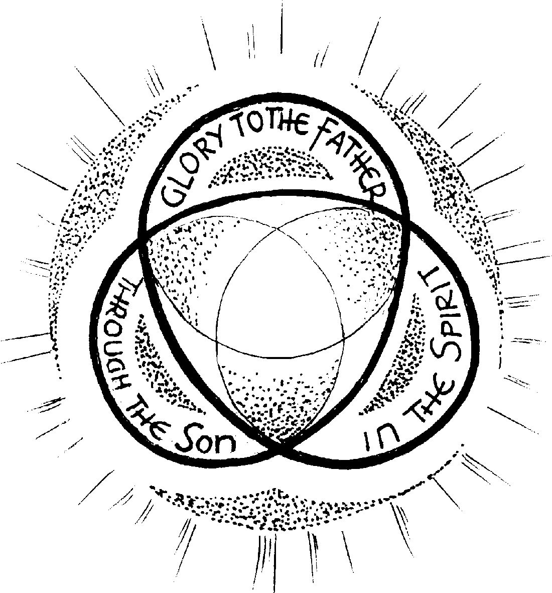 Solemnity Holy Trinity additionally Clipart Eucharist also BlogSherifMichael False Prophets Money 003 together with Witchmen Pagan Morristattoos together with Succubus. on trinity blood coloring pages